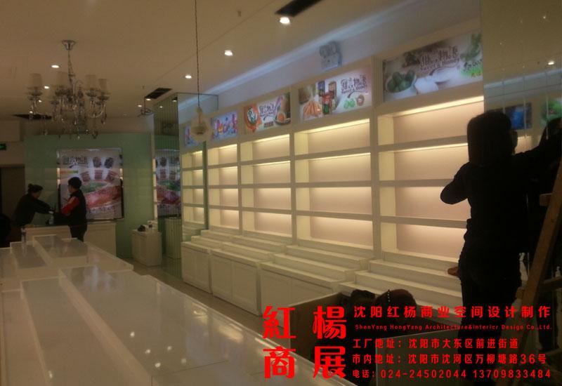 沈阳木质展柜设计